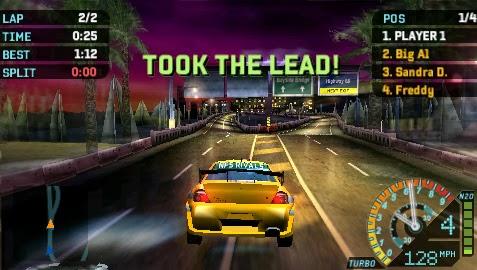 NFS Rivals race