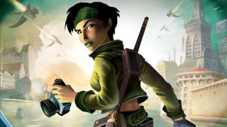 Обзор игры «Beyond good and Evil»