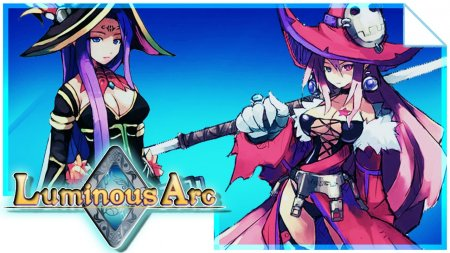 Обзор Luminous Arc (DS)
