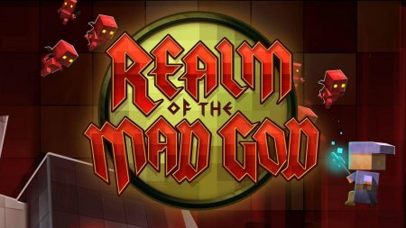 ОБЗОР ИГРЫ REALM OF THE MAD GOD